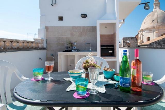 Puglia Vakantiehuis Aan Zee Bij Monopoli 22