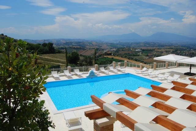 Resort Vlakbij Zee In Abruzzo 3