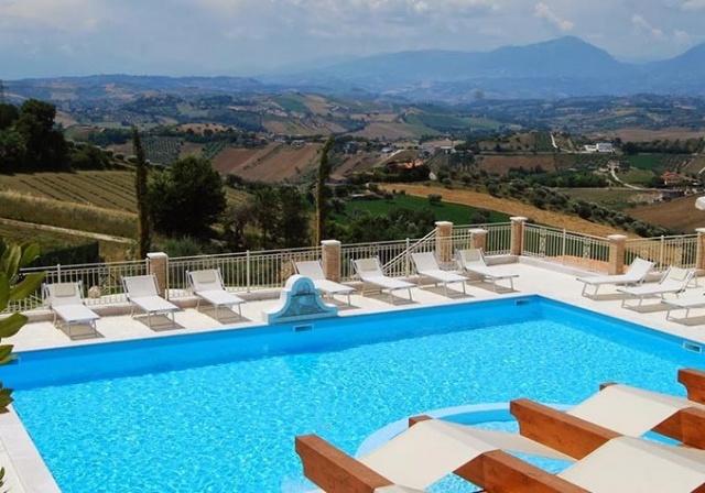 Resort Vlakbij Zee In Abruzzo 3a
