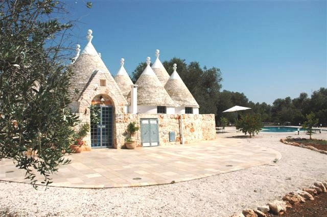 Ruime Trullo Voor 6p Met Zwembad In Puglia 26