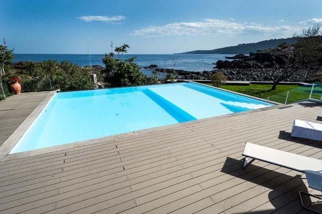 Siciliaanse Strandvakantie Bij Acireale Appartement Met Zwembad 16