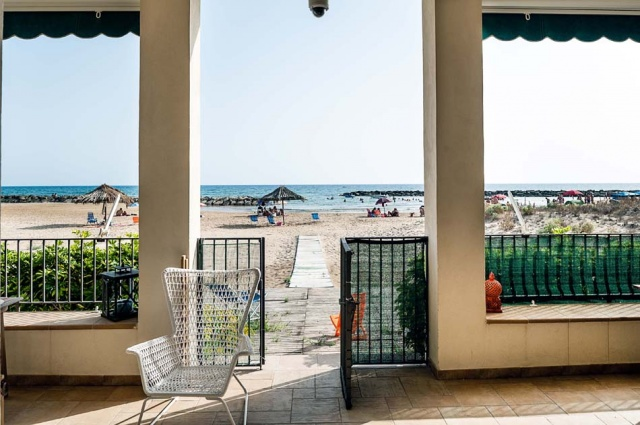 Siciliaanse Strandvakantie In Vakantiewonig Op Het Strand Nabij Donnalucata 3