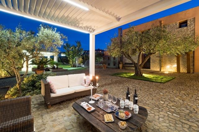 Sicilie Trapani Grote Luxe Villa 18p Zwembad 17