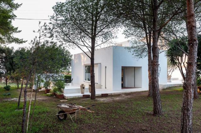 Sicilie Trapani Moderne Villa Zwembad 10