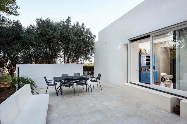 Sicilie Trapani Moderne Villa Zwembad 14