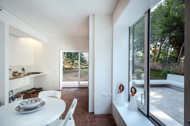 Sicilie Trapani Moderne Villa Zwembad 16