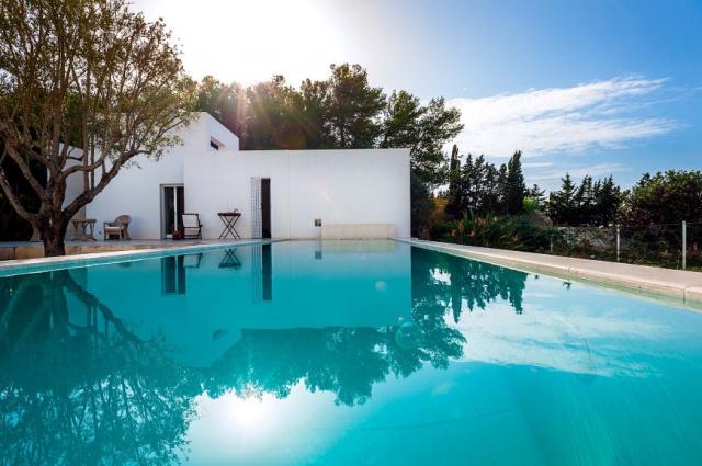 Sicilie Trapani Moderne Villa Zwembad 2