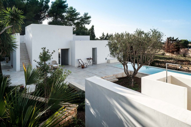 Sicilie Trapani Moderne Villa Zwembad 4