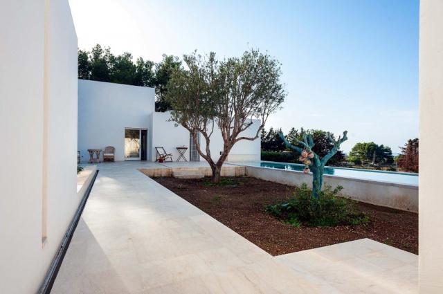 Sicilie Trapani Moderne Villa Zwembad 6