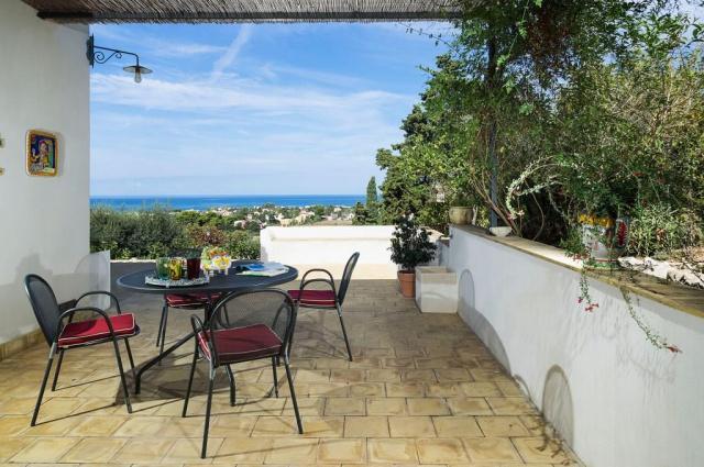 Sicilie Trapani Villa Voor 5 Met Zwembad 11