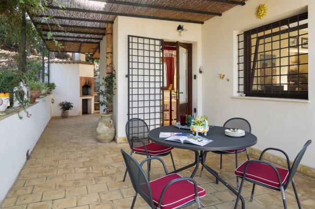 Sicilie Trapani Villa Voor 5 Met Zwembad 12