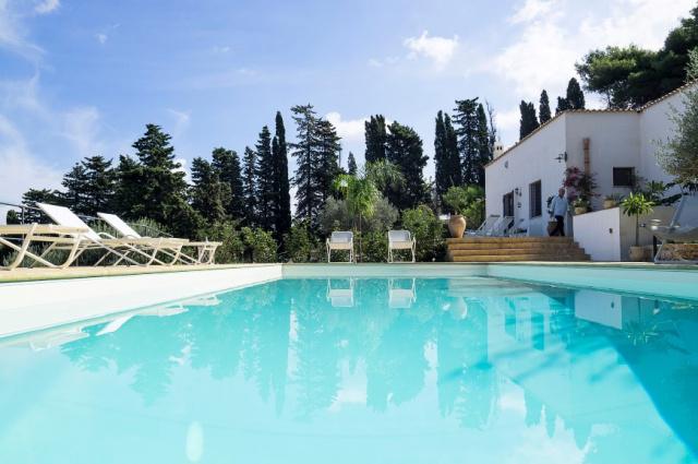 Sicilie Trapani Villa Voor 5 Met Zwembad 4