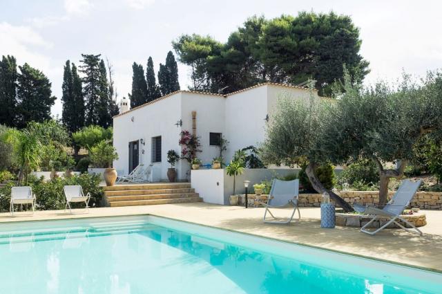 Sicilie Trapani Villa Voor 5 Met Zwembad 6