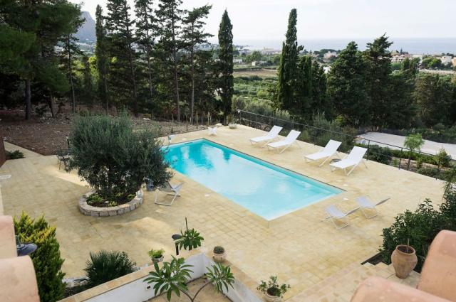Sicilie Trapani Villa Voor 5 Met Zwembad 8