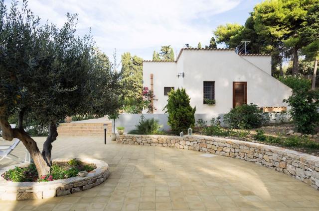Sicilie Trapani Villa Voor 5 Met Zwembad 9