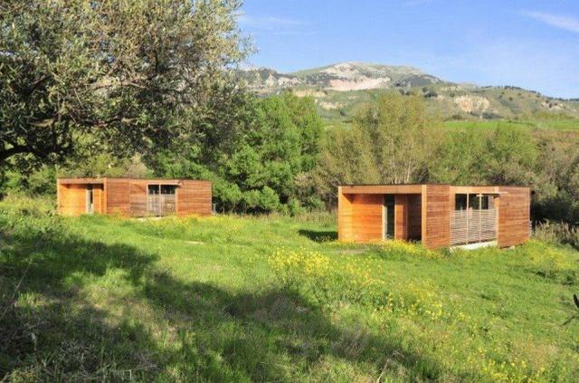 Sicilie Agriturismo Met Wellness Bij Corleone 11