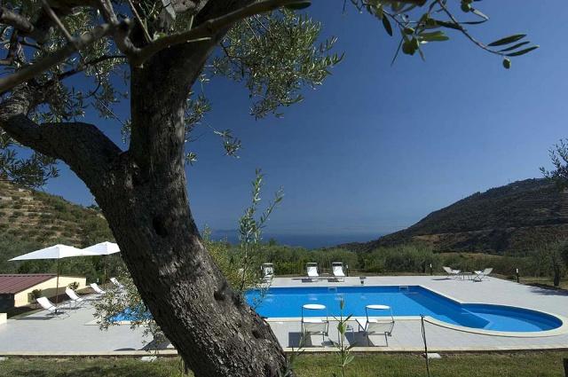 Sicilie Agriturismo Met Zwembad En Zeezicht