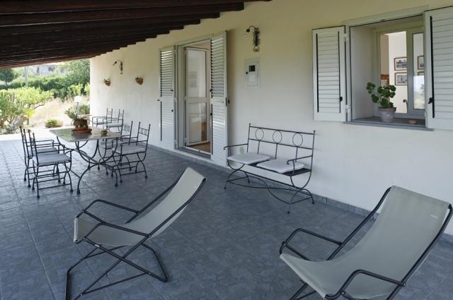 Sicilie Kleinschalige Agriturismo NabijPatti Met Zeezicht En Zwembad 12