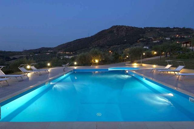 Sicilie Kleinschalige Agriturismo NabijPatti Met Zeezicht En Zwembad 3