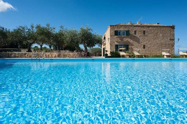 Sicilie Lux Vakantie Villa Met Zwembad Nabij Trapani 1