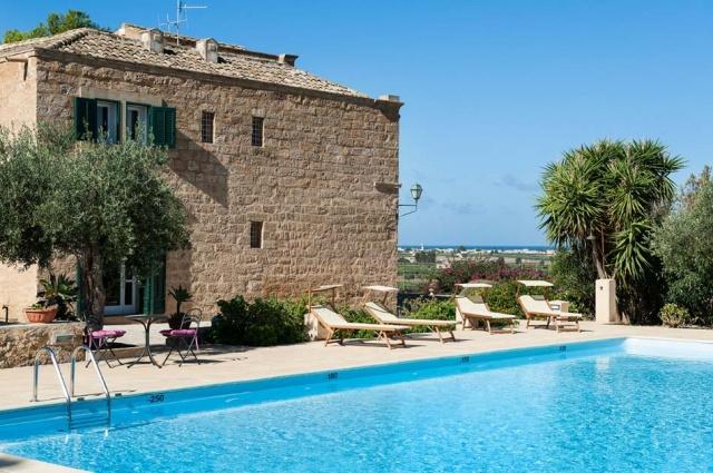 Sicilie Lux Vakantie Villa Met Zwembad Nabij Trapani 2