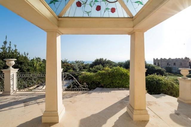 Sicilie Luxe Villa Zwembad Uitzicht Op Zee 4