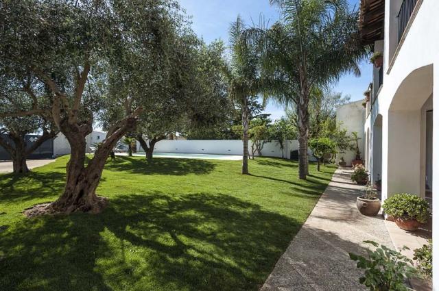 Sicilie Marsala Vakantieappartemet Strand Locatie Met Zwembad 6