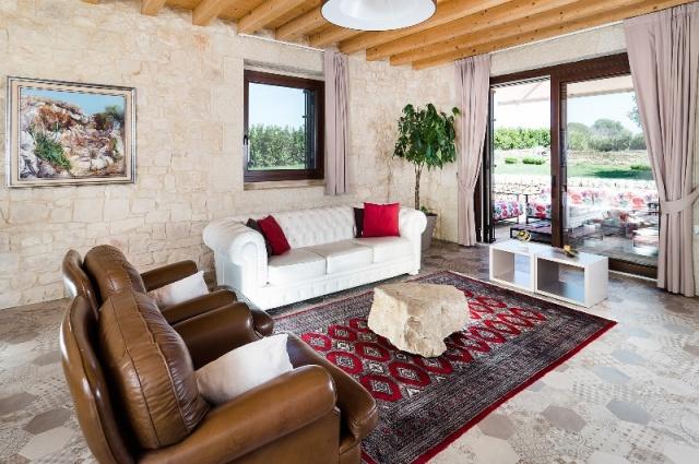 Sicilie Moderne Vakantie Villa Met Prive Zwembad Ragusa 2b