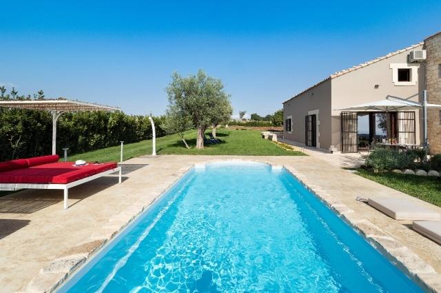 Sicilie Moderne Vakantie Villa Met Prive Zwembad Ragusa 43