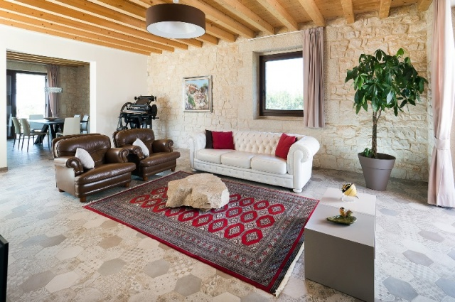 Sicilie Moderne Vakantie Villa Met Prive Zwembad Ragusa 4b