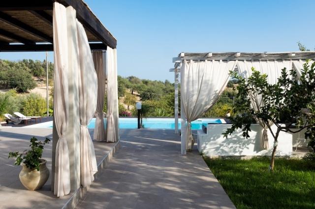 Sicilie Moderne Villa Met Groot Zwembad 20