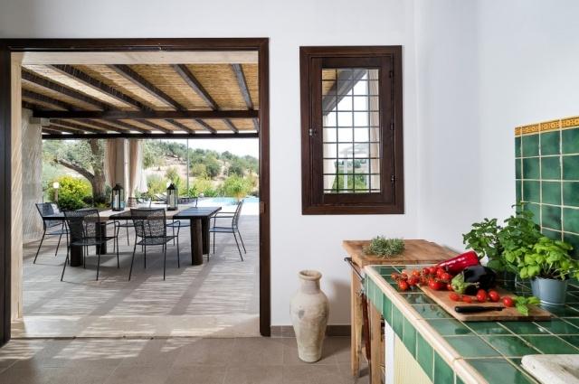 Sicilie Moderne Villa Met Groot Zwembad 21