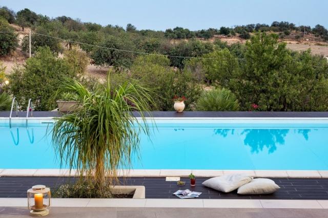 Sicilie Moderne Villa Met Groot Zwembad 9