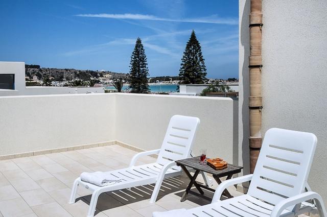 Sicilie San Vito Lo Capo Vakantieappartement Aan Zee 2