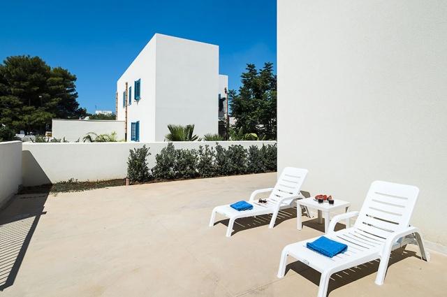 Sicilie San Vito Lo Capo Vakantieappartement Aan Zee 20