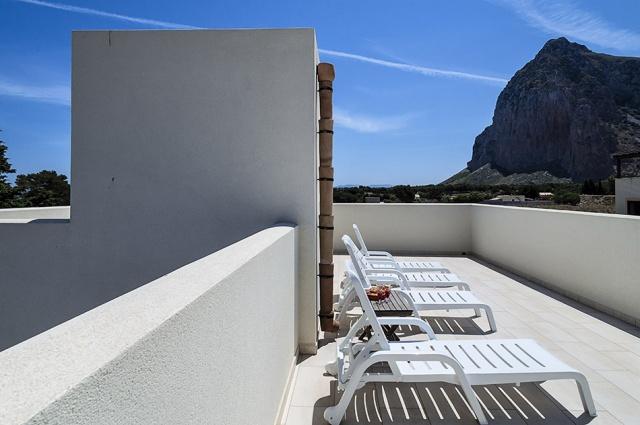 Sicilie San Vito Lo Capo Vakantieappartement Aan Zee 4