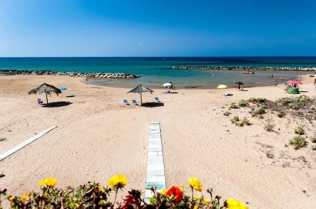Sicilie Vakantie Woning Aan Zandstrand Bij Donnalucata 1