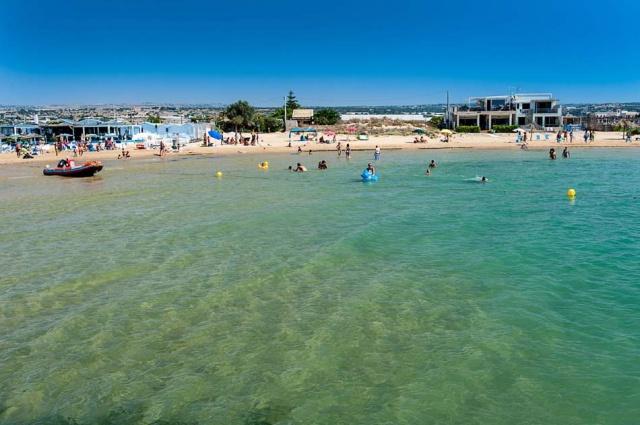 Sicilie Vakantie Woning Aan Zandstrand Bij Donnalucata 20