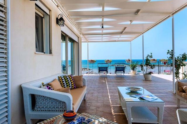 Sicilie Vakantie Woning Aan Zandstrand Bij Donnalucata 4