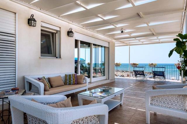 Sicilie Vakantie Woning Aan Zandstrand Bij Donnalucata 5