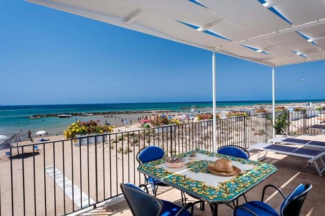 Sicilie Vakantie Woning Aan Zandstrand Bij Donnalucata 7