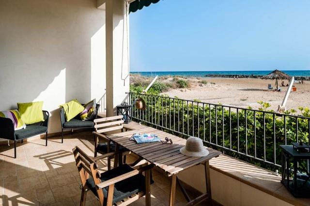 Sicilie Vakantieappartement Op Het Strand Nabij Scicli 4