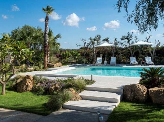 Sicilie Villa 450m Van Zee Met Zwembad 11