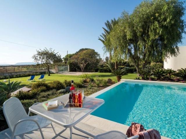 Sicilie Villa 450m Van Zee Met Zwembad 9
