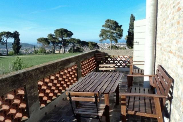Statig Landhuis Met Appartementen Vlakbij Zee Pesaro 35