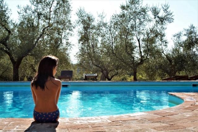 Statig Landhuis Met Appartementen Vlakbij Zee Pesaro 57
