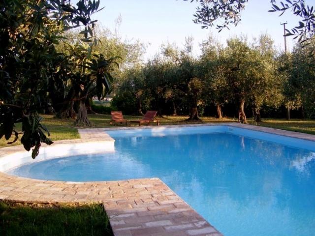 Statig Landhuis Met Appartementen Vlakbij Zee Pesaro 68
