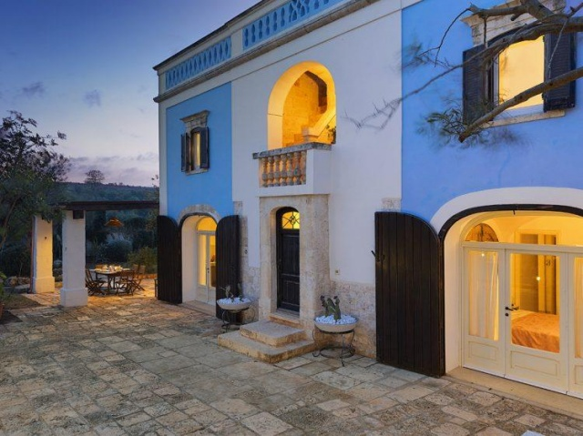 Statige Villa Puglia 1