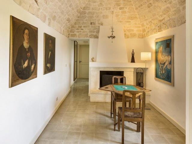 Statige Villa Puglia 11