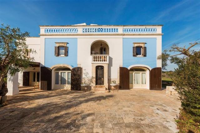 Statige Villa Puglia 1a